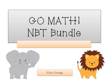 GO Math! 1.NBT Bundle