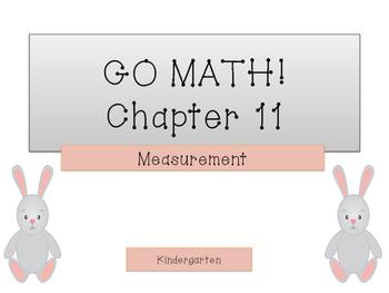 GO Math! K Chapter 11 (Measurment)