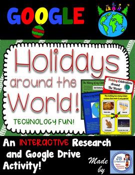 GOOGLE INTERACTIVE Holidays Around the World Research & Pr
