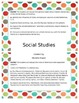 GPS Social Studies Standards