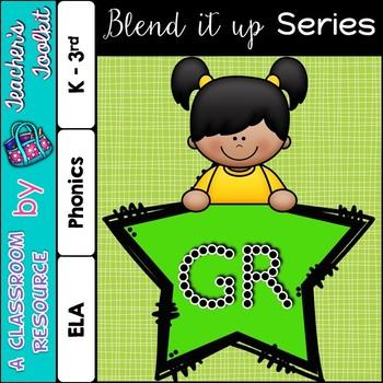 GR Blend {UK Teaching Resource}