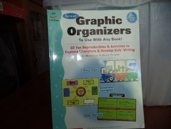 GRAPHIC ORGANIZERS  ISBN 0-590-76990-1