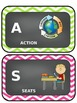 GRASP- for daily five/ literacy rotation/ math rotation