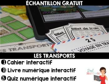 GRATUIT- Activités de littératie et de maths numériques (é
