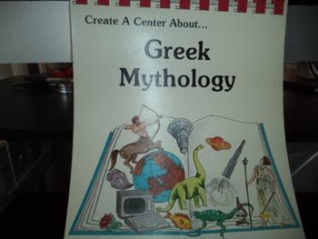 GREEK MYTHOLOGY   5 ISBN 0 910857 15 6