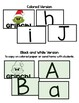 Mr Mean Green Letter Sound Christmas Themed game with Span