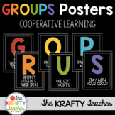 Classroom Management Working with GROUPS Poster