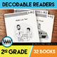 GROWING BUNDLE: 2nd Grade Decodable Readers ~ 32 Color/Bla