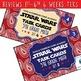 GROWING BUNDLE - STAAR WARS 5th Grade Math Task Cards ~ SETS 1-6