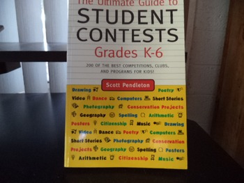 GUIDE TO STUDENT CONTESTS  ISBN 0 8027 7513 6