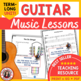 GUITAR in the CLASSROOM: Melody