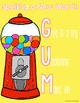 GUM Writing Poster (Spelling Poster)
