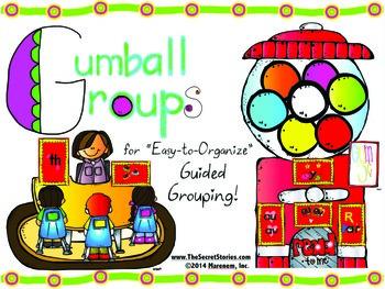 GUMBALL GROUPING!