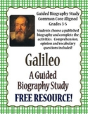 Galileo - A Guided Biography Study