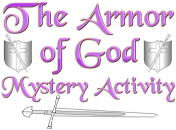 Game: Armor of God (dramatic activity)