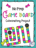 Game Board Culminating Activity/ Project