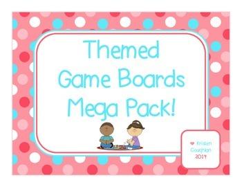 Game Board Mega Pack!