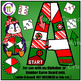 Game Boards Clip Art ♦ Add-on Set ♦ Christmas Edition