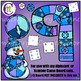 Game Boards Clip Art ♦ Winter Edition ♦ Add-on Set