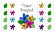 {FREEBIE} Game: Flower Bouquet {Find-It, Build-It}