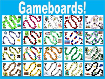 Game boards!