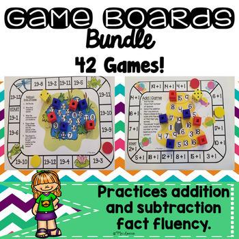 Game Boards Bundle