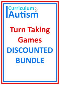 BUNDLE of 20 Games, Lotto, Pairs, Dominoes; Autism, Social Skills