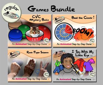 Games Bundle - Regular