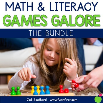 Games Galore {The Bundle}