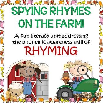 Phonemic Awareness: Games & Worksheets For Reading & Rhymi
