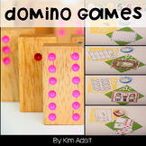 Domino Games: Fun Games to Teach Number