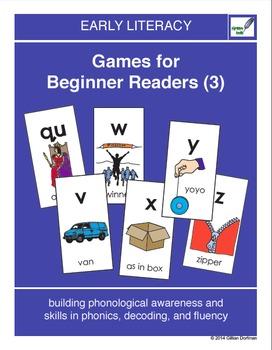 Games for Beginner Readers (3)