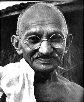 Gandhi / Indian Independence Powerpoint