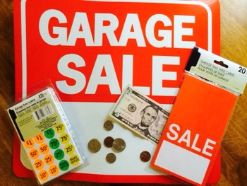 Garage Sale Math