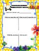 Garden Classroom Jobs and Routines-- Teacher Organization