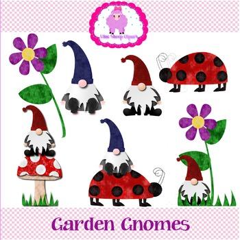 Garden Gnome Clip Art