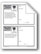 Garden Shop (Grade 4 Daily Word Problems-Week 4)