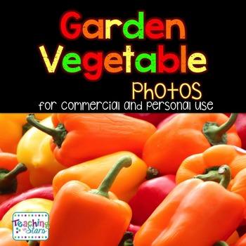 Stock Photos: Garden Vegetable Photos