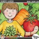 "Gardening Clip Art 2: ""Farmer's Garden"""