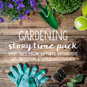STORY TIME PACK: GARDENING
