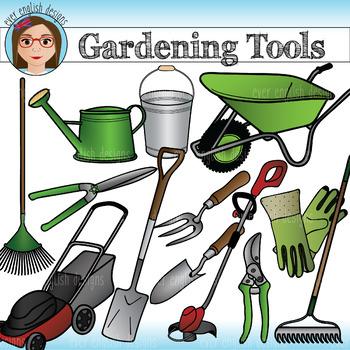 Gardening Tools Clip Art