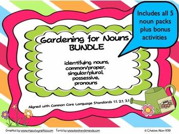 Gardening for Nouns - BUNDLED