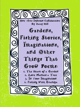 Gardens, Fishing Stories, Imaginations, and Other Things T