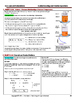 Gas Law Calculations (Combined Gas Laws)  - Guided Study N