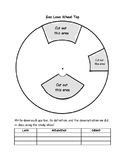 Gas Laws Study Wheel