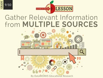 Gather Relevant Information from Multiple Sources