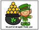 St.Patrick's Day Activity- Gather that Gold!
