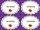 Gathered Together Banner and Editable Name Cards - Religio