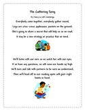 Gathering Song: Behaviors for Mini-lessons MP3 plus more!