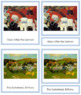 Gauguin (Paul) 3-Part Art Cards - Color Borders